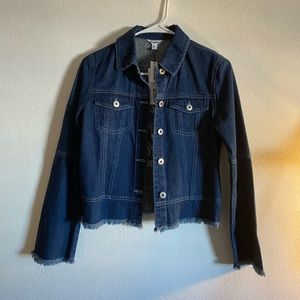 BB Dakota x Boscia Denim Jacket BNWT